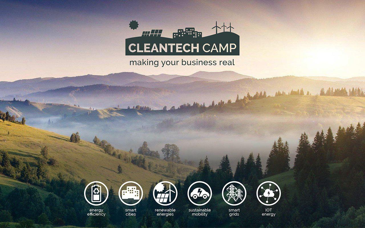 CleanTech Camp destina más de 50.000 euros a proyectos relacionados con las energías limpias