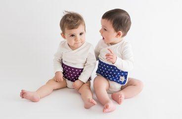 La manera más natural de aliviar los cólicos del bebé